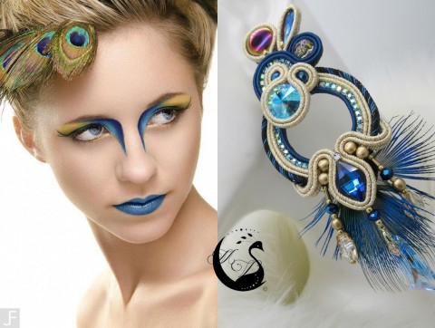 """Oneiro Earrings"" Soutache"