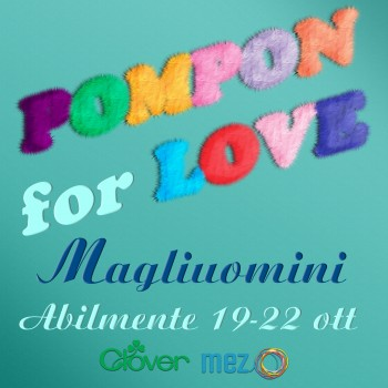POMPON FOR LOVE!
