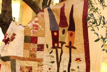 STORYTELLING QUILT, COME TESSERE UNA STORIA