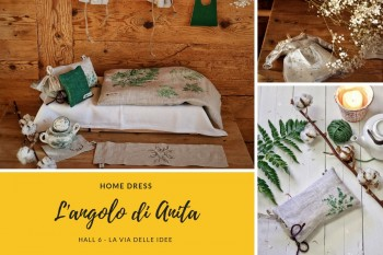 L' ANGOLO DI ANITA PRESENTA HOME DRESS