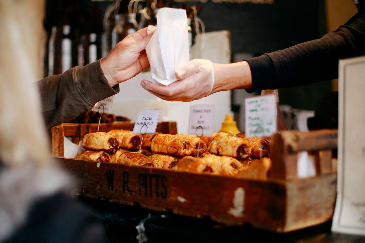 Novità per gli espositori: servizio ristorante e snack bar - Abilmente